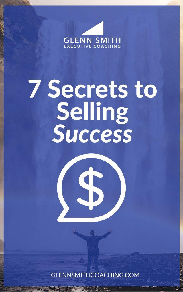 selling success