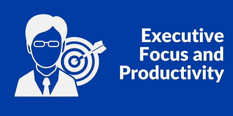 executive coaching, executive focus executive productivity