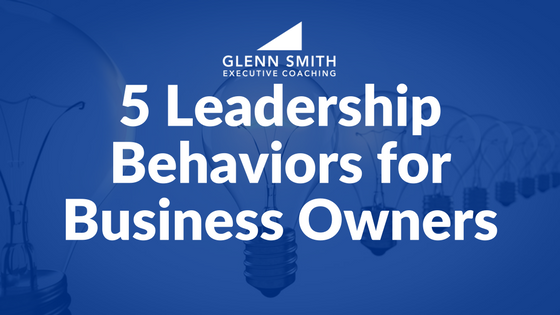 leadership behaviors for small business owners