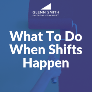 What To Do When Shifts Happen