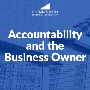 Accountability and the Business Owner